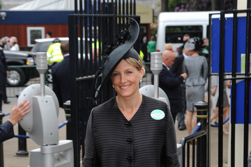 Sophie Countess of Wessex Day Four at the Royal Ascot Racecourse
