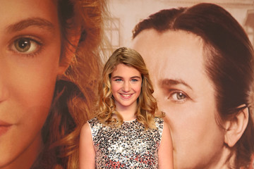 Sophie Nelisse 'The Book Thief' Premieres in Berlin