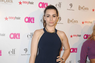 Sophie Simmons Arrivals at OK Magazine's So Sexy L.A. Event