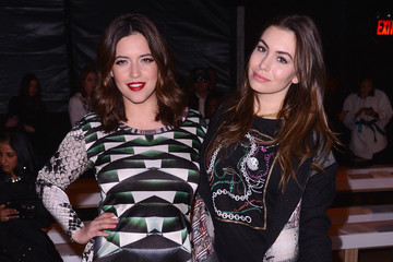 Sophie Simmons Custo Barcelona - Front Row - Mercedes-Benz Fashion Week Fall 2015