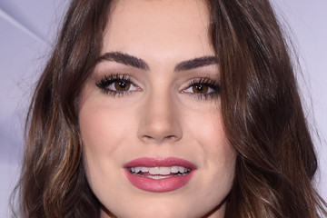 Sophie Simmons Guests Arrive at the Mercedes-Benz 2015 Evolution Tour in New York City