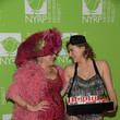 Sophie von Haselberg Bette Midler's Hulaween To Benefit NYC Restoration Project
