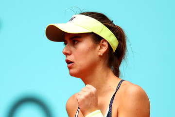 Sorana Cirstea Mutua Madrid Open - Day Six