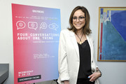 """Shira Lazar attends SoulPancake's """"Four Conversations about One Thing"""" at Hammer Museum on May 29, 2019 in Los Angeles, California."""