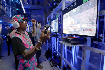 Soulja Boy Xbox One E3 Showcase Party