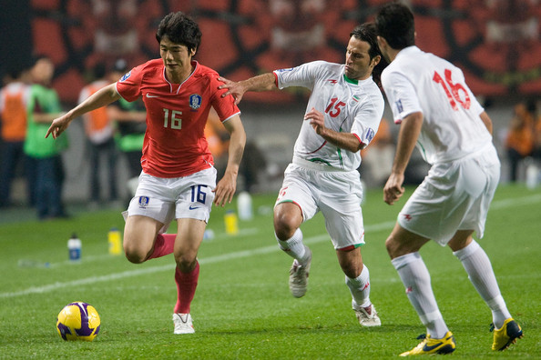 South Korea v Iran - 2010 FIFA World Cup Asian Qualifier