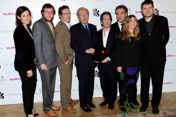 Miles Jupp South Bank Sky Arts Awards - Winners Boards