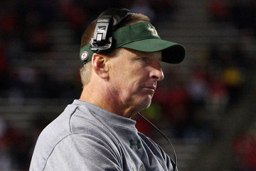 Jim Leavitt South Florida v Rutgers