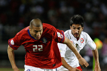 Hassan Maatouk South Korea v Lebanon - 2014 FIFA World Cup Asian Qualifier