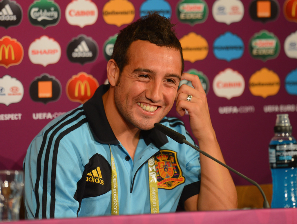 Cazorla – The manager who said he would 'kill' me