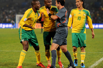 Pablo Pozo Spain v South Africa - FIFA Confederations Cup