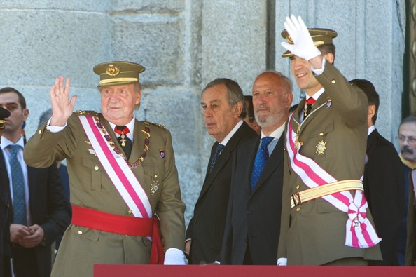 Spanish Royals Celebrate the Bicentenary - Zimbio
