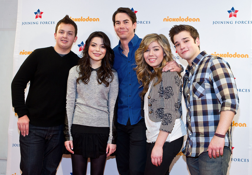 jennette mccurdy and nathan kress and miranda cosgrove 2012. miranda cosgrove and nathan kress photos - michelle obama at imeet the first lady zimbio jennette mccurdy 2012 r