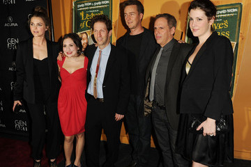 """Edward Norton Josh Pais Special Screening Of """"Leaves Of Grass"""" - Arrivals"""