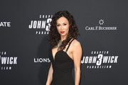"Sofia Milos attends the special screening of Lionsgate's ""John Wick: Chapter 3 - Parabellum"" at TCL Chinese Theatre on May 15, 2019 in Hollywood, California."
