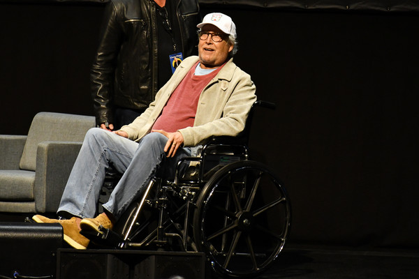 """Special Screening And Q&A Of """"National Lampoon's Christmas Vacation"""" With Chevy Chase"""