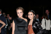 "(L-R) Sophie Reynolds and Ciara Riley Wilson attend Spectrum Originals and Sony Pictures Television Premiere Party for ""L.A.'s Finest"" at Sunset Tower on May 10, 2019 in Los Angeles, California. The series premieres on Monday, May 13."