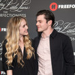Spencer Locke 'Pretty Little Liars: The Perfectionists' Premiere - Arrivals