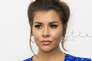 Imogen Thomas attends the 'SpiceUp London' exhibition VIP launch at Business Design Centre on July 27, 2018 in London, England.
