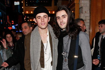 """Reeve Carney Zane Carney """"Spider-Man: Turn Off The Dark"""" Broadway Preview Opening Night - Departures"""