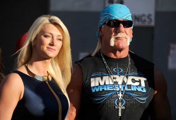 Who Is In Video With Hulk Hogan
