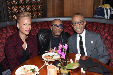 Spike Lee Al Sharpton 'The Immortal Life of Henrietta Lacks' New York Premiere - After Party
