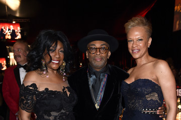 Spike Lee 26th Annual Elton John AIDS Foundation Academy Awards Viewing Party sponsored by Bulgari, celebrating EJAF and the 90th Academy Awards  - Inside