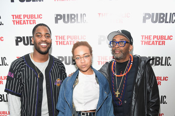 Spike Lee 'Latin History For Morons' Opening Night Celebration