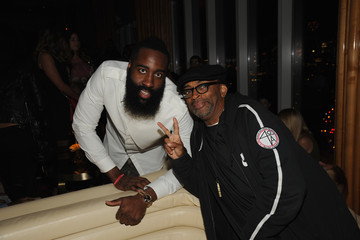 Spike Lee NBA 2K15 Launch Celebration