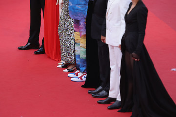 """Spike Lee Tahar Rahim """"OSS 117: From Africa With Love"""" Final Screeing & Closing Ceremony Red Carpet - The 74th Annual Cannes Film Festival"""