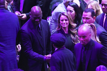 Spike Lee Kobe Bryant & Gianna Bryant Memorial