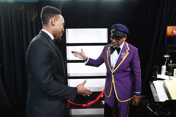 Spike Lee 92nd Annual Academy Awards - Backstage