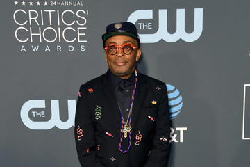 Spike Lee The 24th Annual Critics' Choice Awards - Arrivals