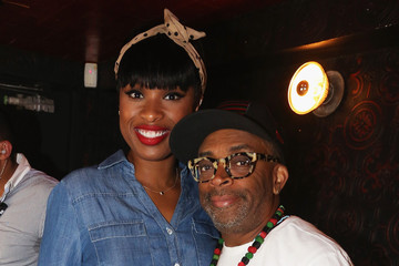 Spike Lee Jennifer Hudson Celebrates Her Campaign Launch for New York and Company's Soho Jeans Collection