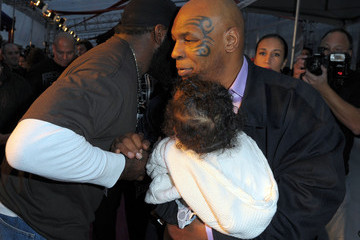 Kimbo Slice Spike TV's 7th Annual Video Game Awards 2009 - Arrivals