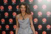 Annabel Croft attends the Sport Industry Awards at Battersea Evolution on May 13, 2010 in London, England.
