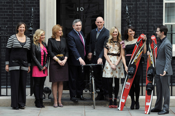 Sport Relief Visit Number 10: Photocall