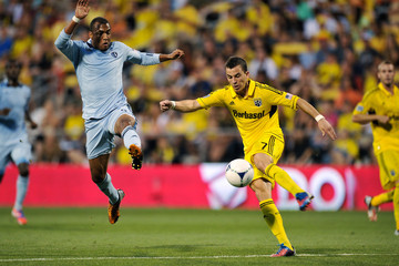 Bernardo Anor Sporting Kansas City v Columbus Crew