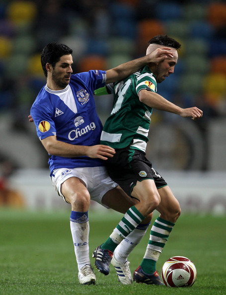 Sporting Lisbon v Everton - UEFA Europa League
