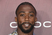 Tyrod Taylor attends the Sports Illustrated Fashionable 50 at The Sunset Room on July 18, 2019 in Los Angeles, California.