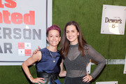 Jenny Vrentas and Megan Rapinoe attend the Sports Illustrated Sportsperson Of The Year 2019 at The Ziegfeld Ballroom on December 09, 2019 in New York City.