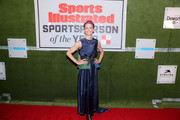 Megan Rapinoe attends the Sports Illustrated Sportsperson Of The Year 2019 at The Ziegfeld Ballroom on December 09, 2019 in New York City.
