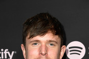 """James Blake attends Spotify """"Best New Artist 2019"""" event at Hammer Museum on February 7, 2019 in Los Angeles, California."""