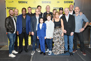 "The cast and crew of ""All Square"" attend the premiere during the 2018 SXSW Conference and Festivals at the ZACH Theatre on March 10, 2018 in Austin, Texas."