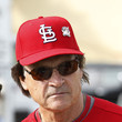 Manager Tony La Russa St. Louis Cardinals Spring Training Workout Session