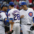 Anthony Rizzo and Willson Contreras Photos