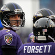 Joe Flacco and Justin Forsett
