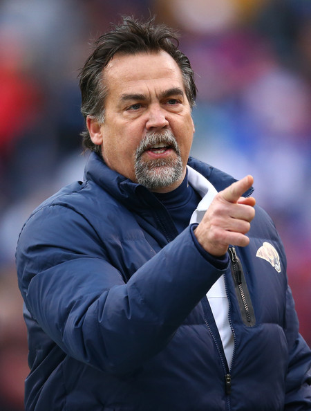 Jeff Fisher In St Louis Rams V Buffalo Bills Zimbio