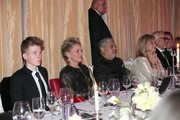 Sharon Stone and Roan Joseph Bronstein Photos Photo