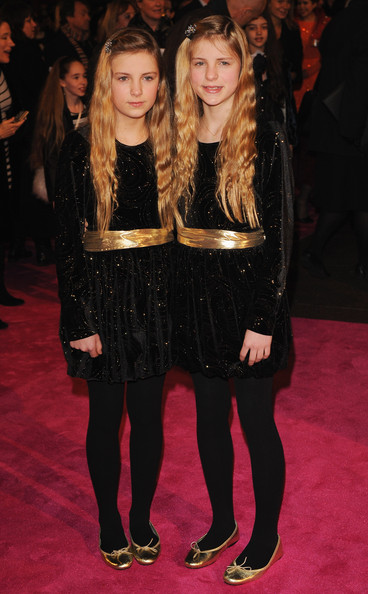 St Trinian's 2: The Legend Of Fritton's Gold - World Premiere - Arrivals - 1 of 1